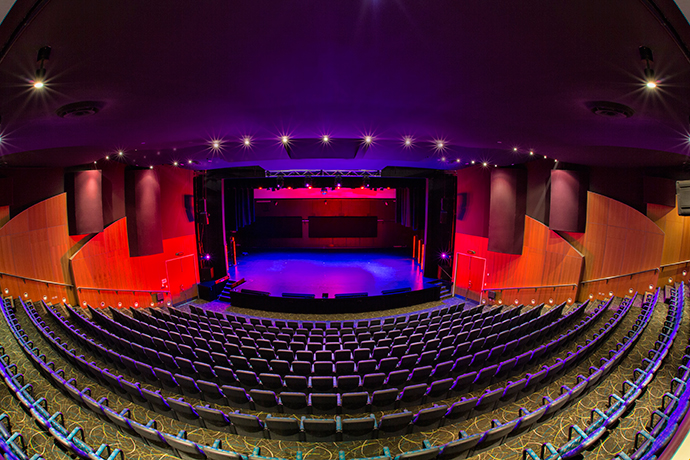 Yan Yean Theatre Full View